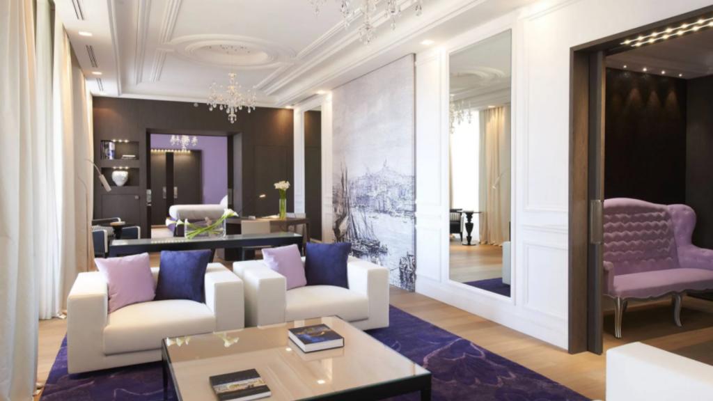 InterContinental Marseille Hotel-Dieu - Suite Presidentielle