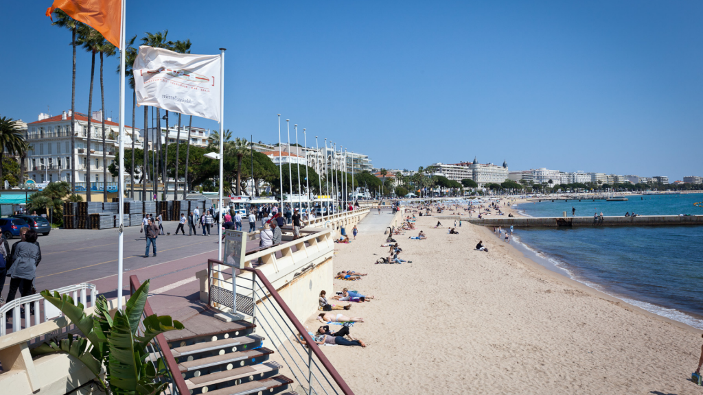 Cannes - Plages