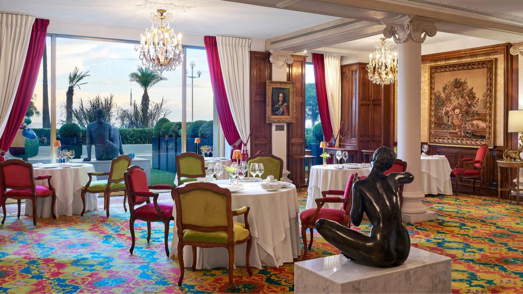 Hôtel Negresco Nice - Restaurant Le Chantecler