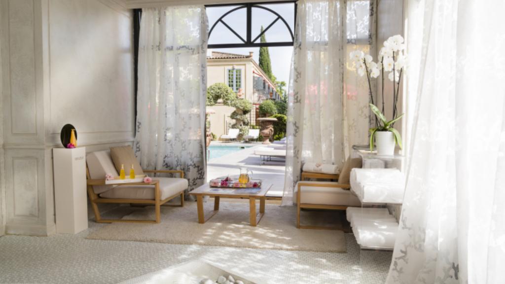 Spa Villa Gallici - Hôtel de luxe Aix-en-Provence