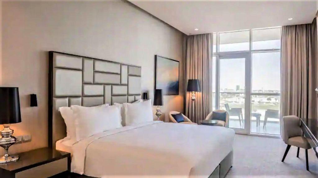 Chambre standard Damac Dubaï