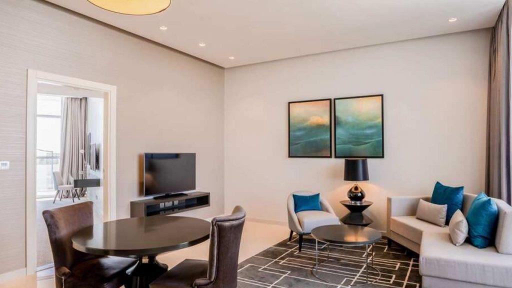 Suite Dubaï Damac