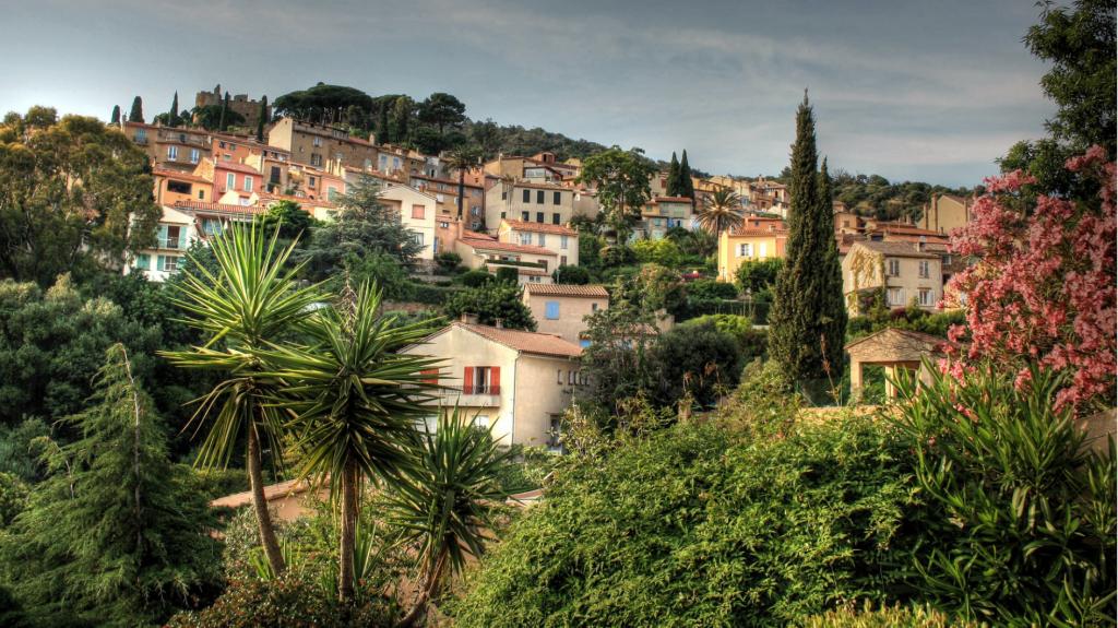 Bormes-les-Mimosas, Var - Provence-Alpes-Côte d'Azur
