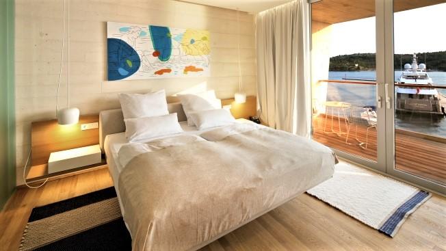 D-Resort Šibenik - Chambres