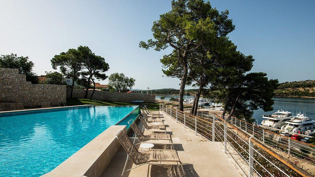 D-Resort Šibenik - Hôtel de luxe Croatie