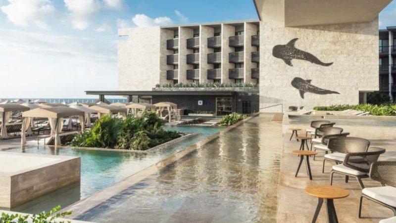 Grand Hyatt Playa de Carmen Resort au Mexique