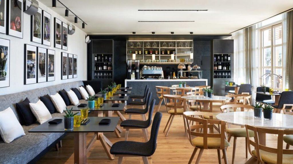 Hôtel Arts Barcelona Restaurant