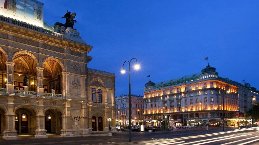 Hôtel Bristol de Vienne