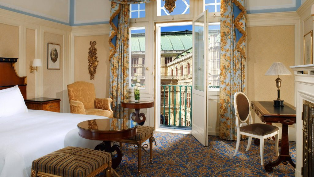 Hôtel Bristol de Vienne Chambre