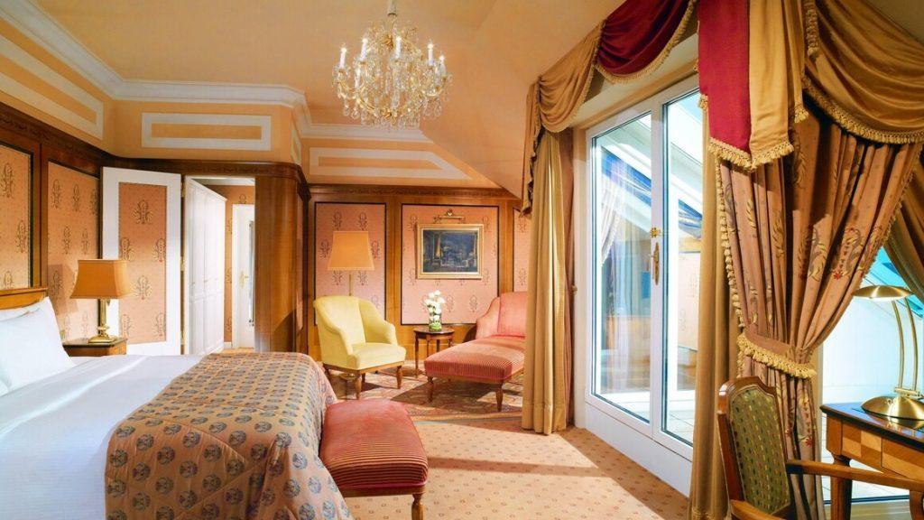 Hôtel Bristol de Vienne Suite