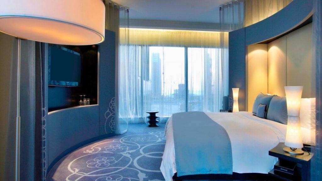 Hôtel de luxe W Doha Quatar - Chambre