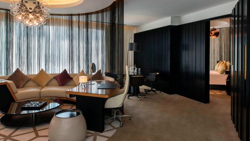 Hôtel de luxe W Doha Quatar - Suite