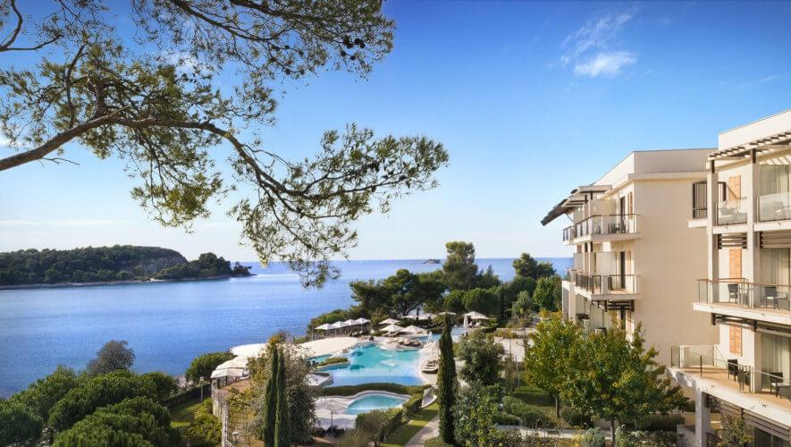 Hotel Monte Mulini - Hôtel de luxe Croatie