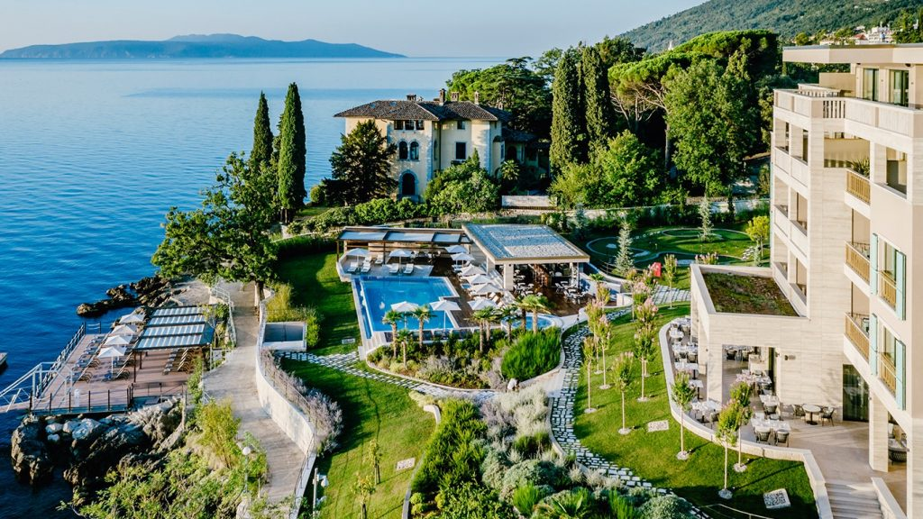 Ikador Luxury Boutique Hotel & Spa - Hôtel de luxe Croatie