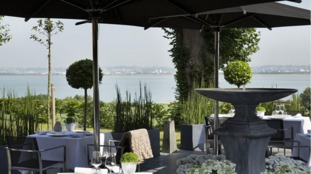 La Ferme Saint Siméon - Restaurant gastronomique Les Impressionnistes