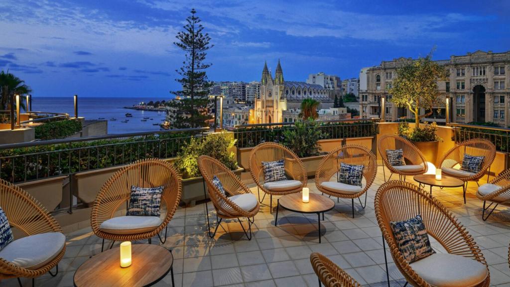 Malta Marriott Hotel & Spa Restaurant