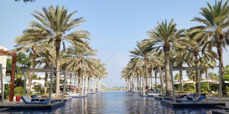 Park Hyatt Abu Dhabi Piscine