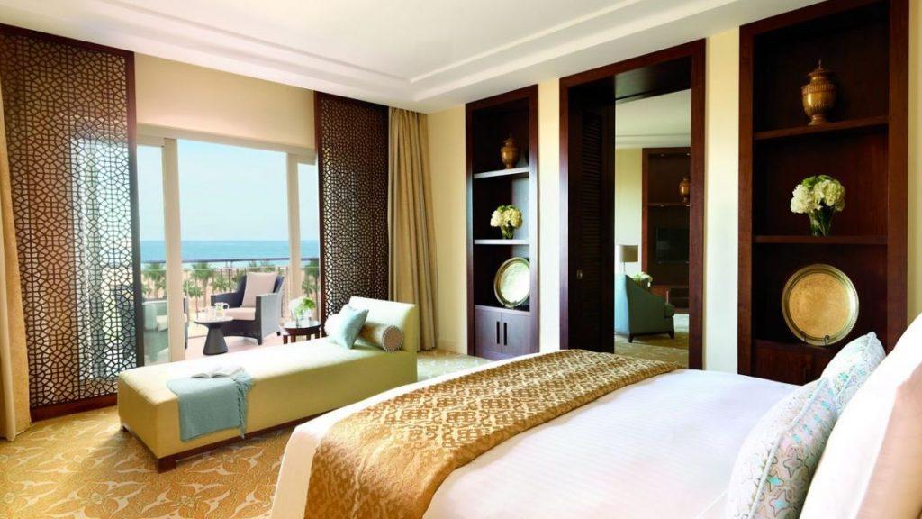 Ritz-Carlton Dubaï Hôtel Suite