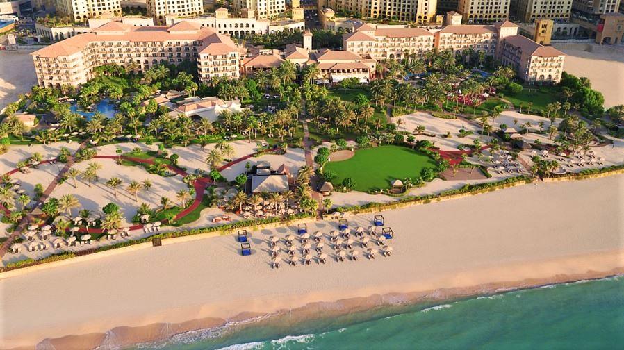 Ritz-Carlton Dubaï  Hôtel