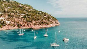 es plus beaux hôtels de luxe des îles Baléares