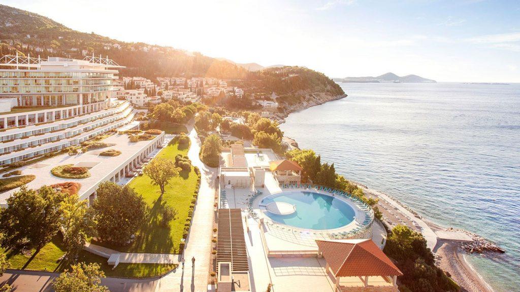 Sun Gardens Dubrovnik - Hôtel de luxe Croatie