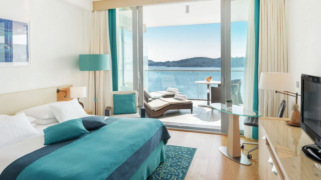 Sun Gardens Dubrovnik - Hôtel de luxe Croatie Chambre
