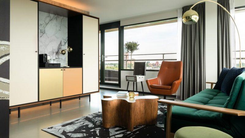 The Slaak Rotterdam - Suite