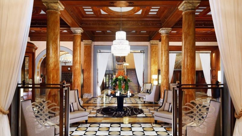 The Westin Excelsior, Florence - Lobby