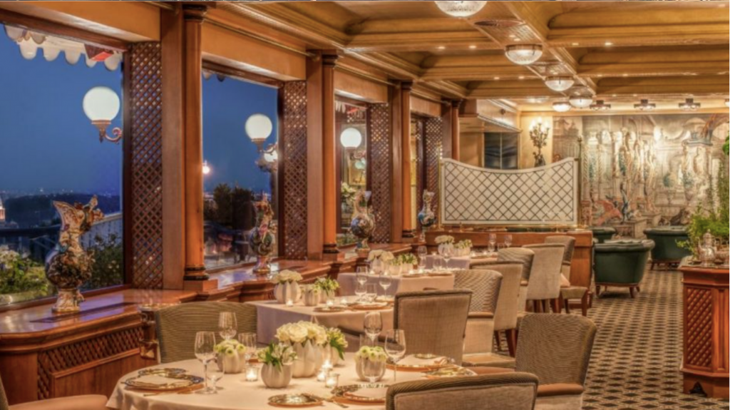 Waldorf Astoria Rome - Restaurant