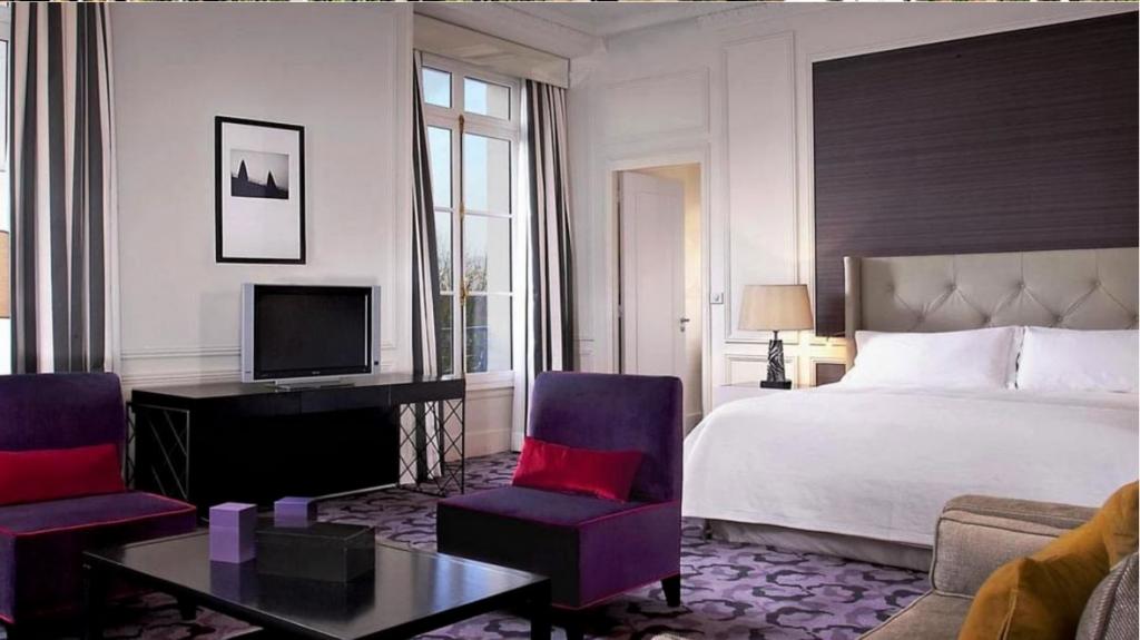 Waldorf Astoria Versailles - Chambre