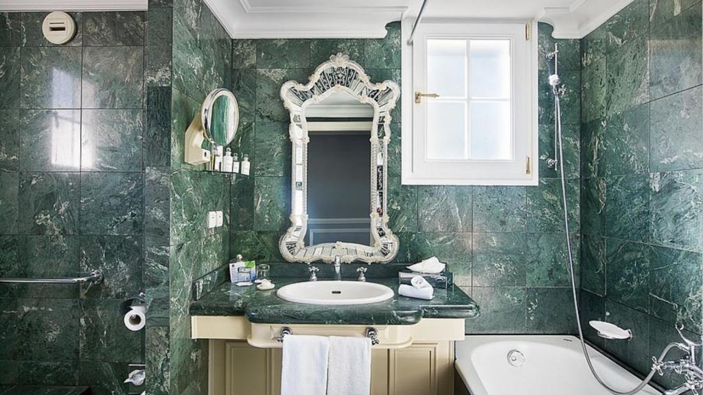 Althoff Hotel Villa Belrose - salle de bain
