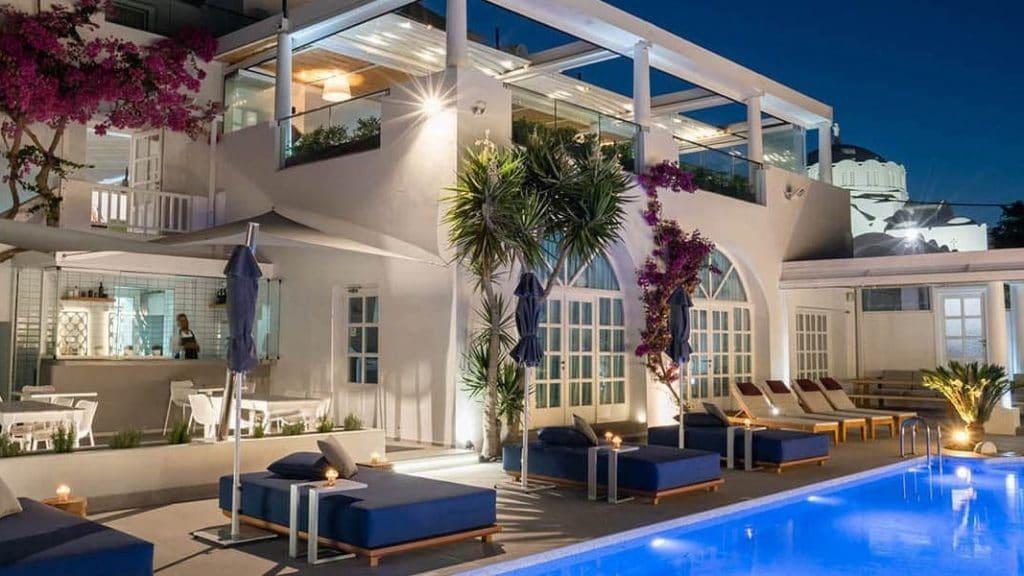 Aressana Spa Hotel and Suites - Hôtel de luxe en Grèce
