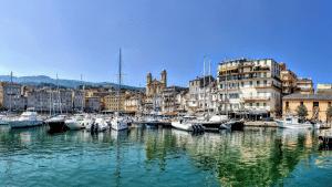 Bastia, en Haute-Corse