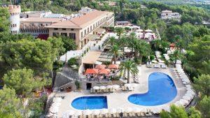 Castillo Hotel Son Vida, Majorque