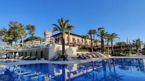 Castillo Hotel Son Vida Majorque
