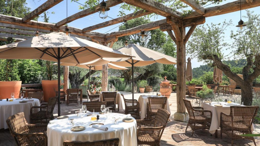 Château de Berne - Restaurant