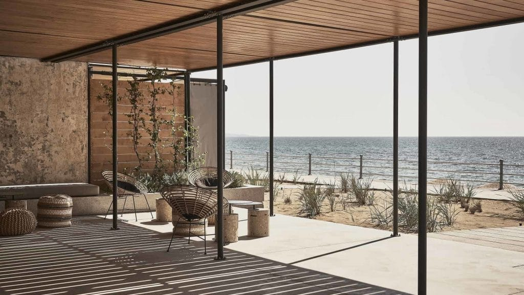 Dexamenes Seaside Hotel | Δεξαμενές - Hôtel de luxe en Grèce