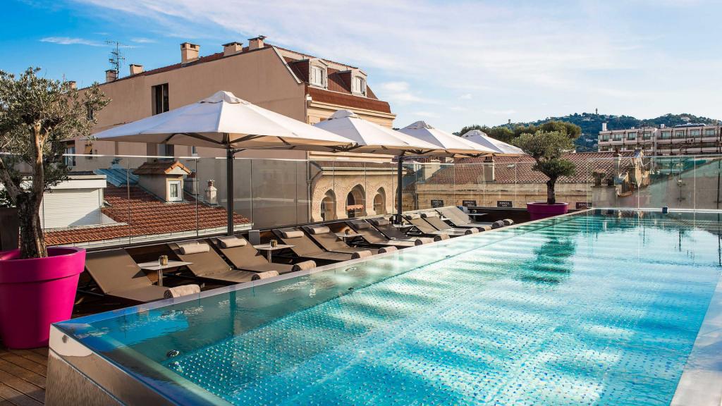 Five Seas Hotel, à Cannes