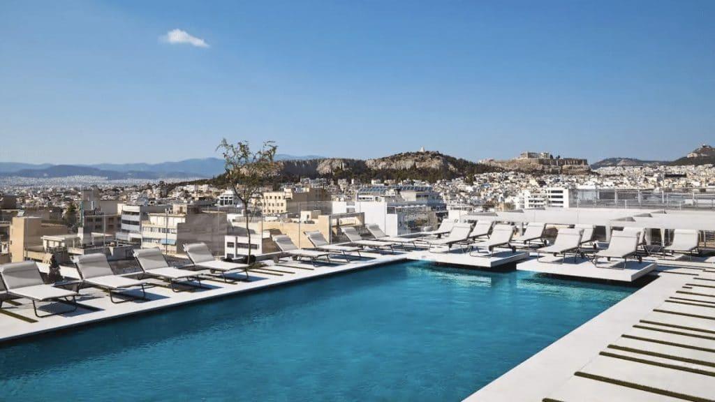 Grand Hyatt Athens Hôtel de luxe en Grèce