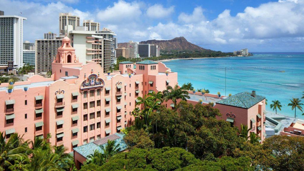 Hôtel The Royal Hawaiian, a Luxury Collection Resort, Waikiki