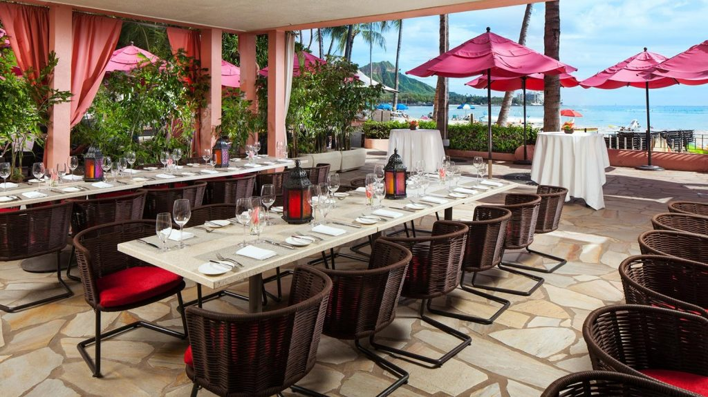 Hôtel The Royal Hawaiian, a Luxury Collection Resort, Waikiki - Restaurant