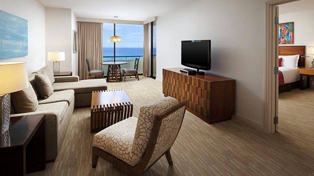 Hôtel The Royal Hawaiian, a Luxury Collection Resort, Waikiki - Chambres