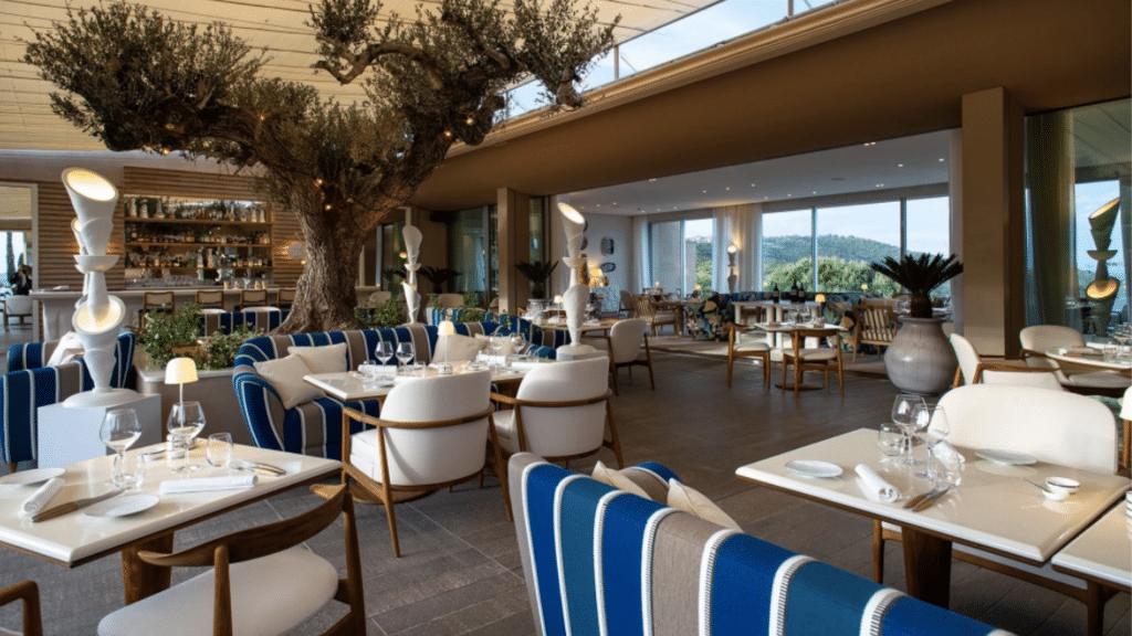 La Réserve Ramatuelle - La Voile _ Restaurant Étoilé Proche de St-Tropez