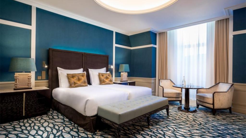 Hôtel 5 étoiles à Porto au Portugal - Maison Albar Le Monumental Palace