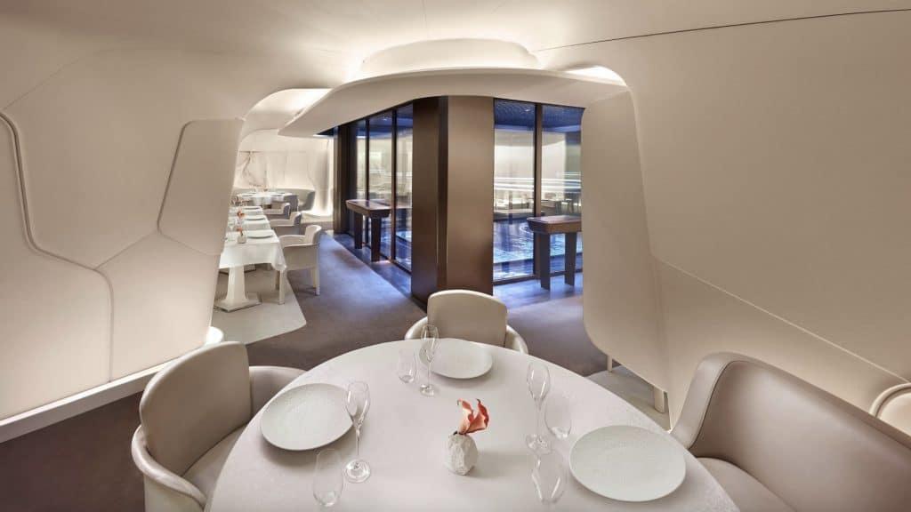 Mandarin Oriental Paris - restaurant