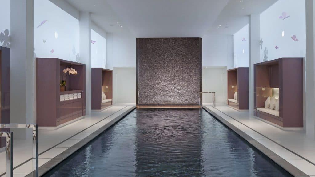 Mandarin Oriental Paris - spa