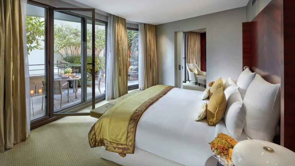 Mandarin Oriental Paris - suite