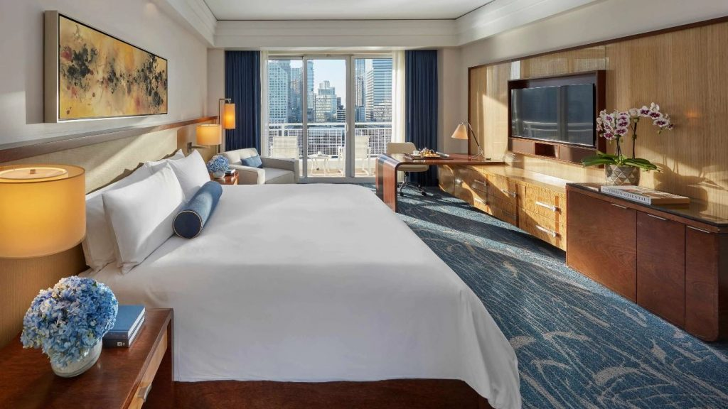 Hôtel Mandarin Oriental à Miami - Chambres