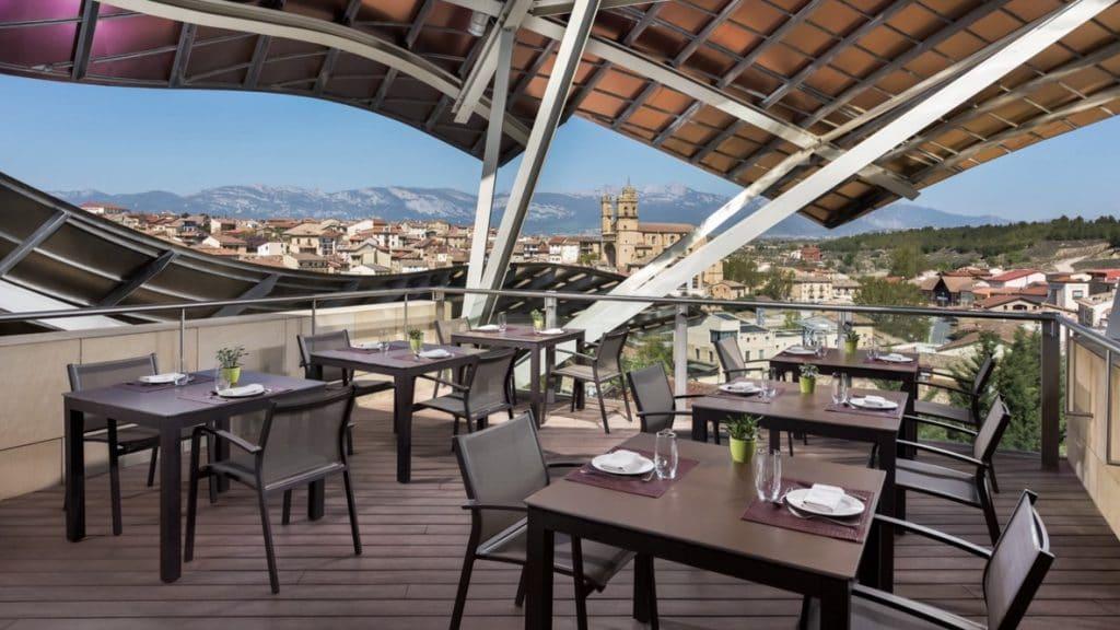 Marqués de Risca en Espagne - restaurant