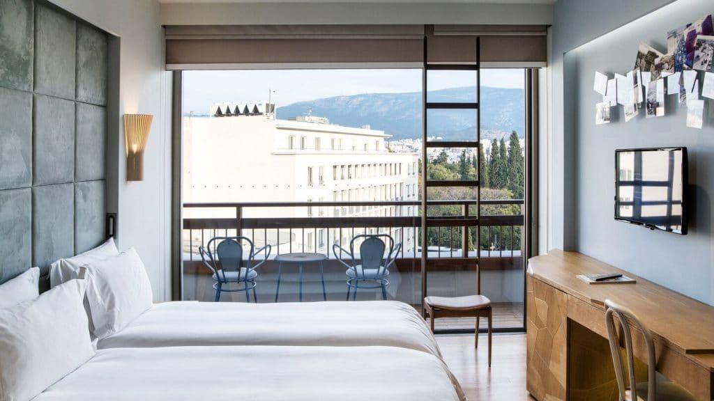 NEW Hotel - Hôtel de luxe en Grèce